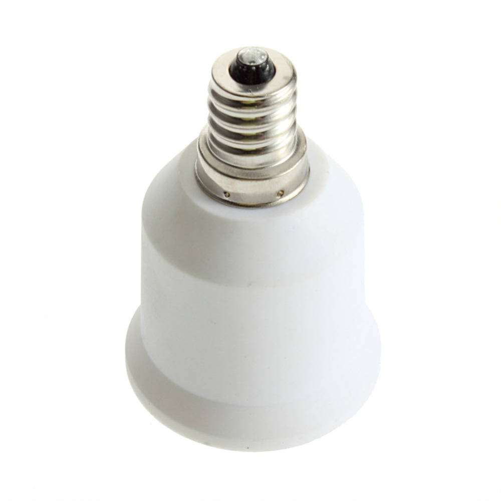 Lamp holders&Lamp Bases E12 to E27 adapter