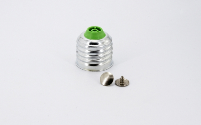 Lamp cap E27 screw shell lamp base socket