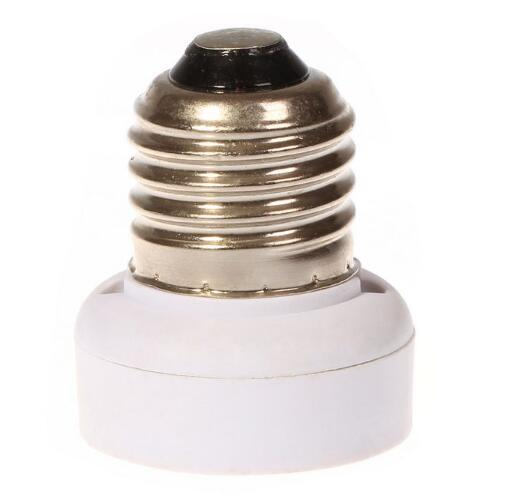 E27 to GU24 adapter light bulb socket adapter
