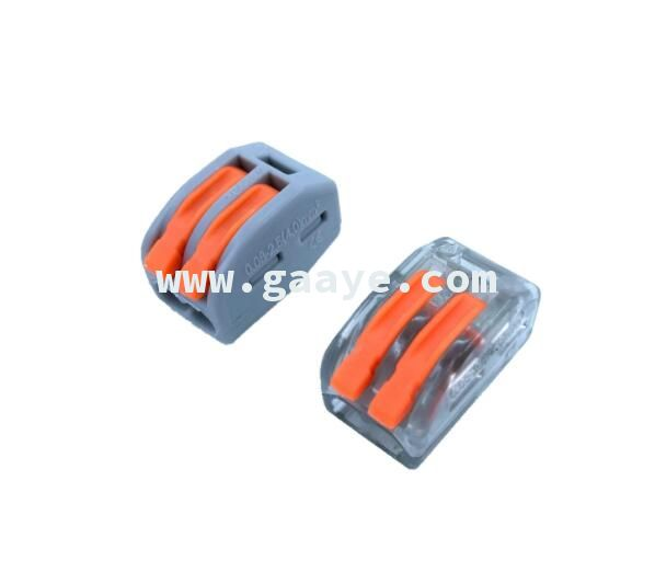 Wago 2 pin Type Wire led lamp wago Connector