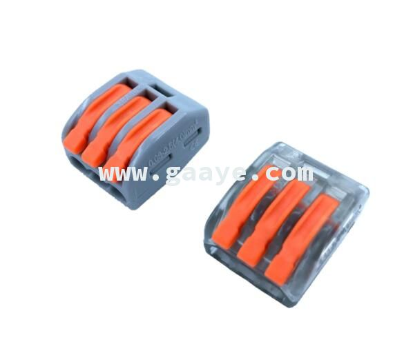3 pin Conductor Terminal Block connector