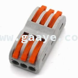 6 hole Electrical Wiring Terminals Wire Connector