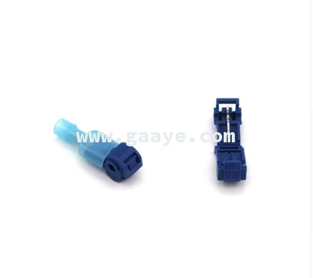 T Type Scotch Lock Wire Quick Connector