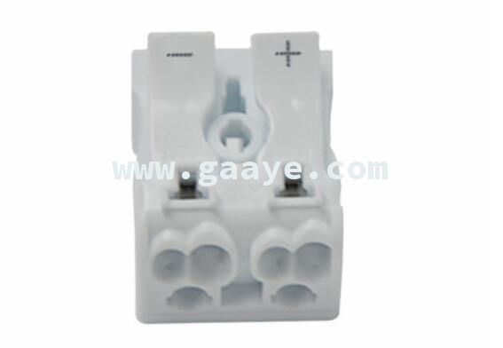 Thread terminal block 2 hole connector