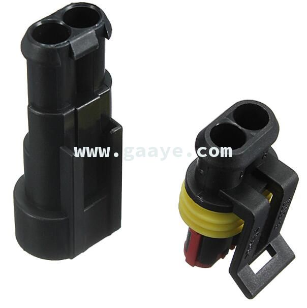 2 pin car waterproof Connector