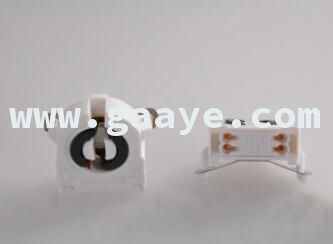 G13 / T8 fluorescent lamp holder socket white pcb
