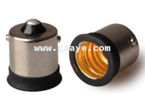 BA15S to E14 Light Socket adapter BA15S to E14 lamp holder converter