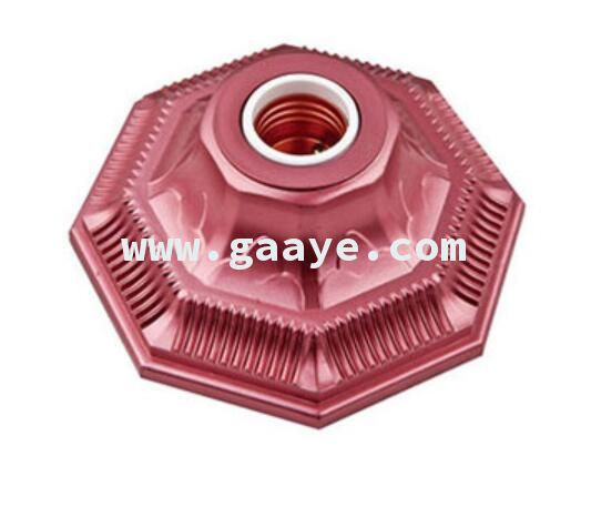 Professional manufacturer lamp holder making machine