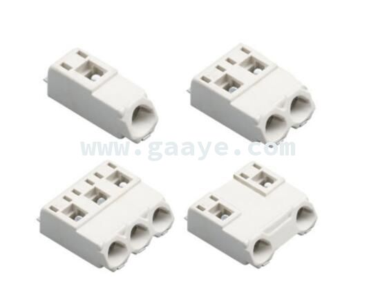 UL listed 2060 series LED Wago wire to board smd connector
