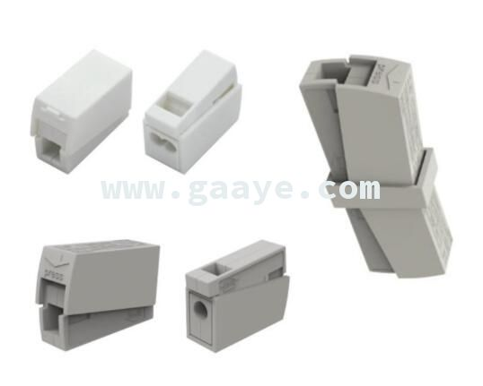 WAGO lighting connectors for wiring 0.5-2.5mm2 224 series