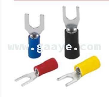 FSV insulated flange spade connectors female terminal