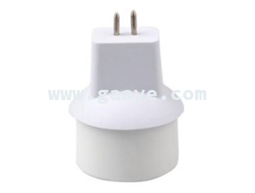 VDE CE G9 To Gu10 Lamp Adapter , G9 To E27 Lamp Adapter