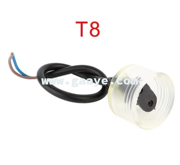 T8 G13 IP65 waterproof lampholder for Refrigerator Freezer with cable