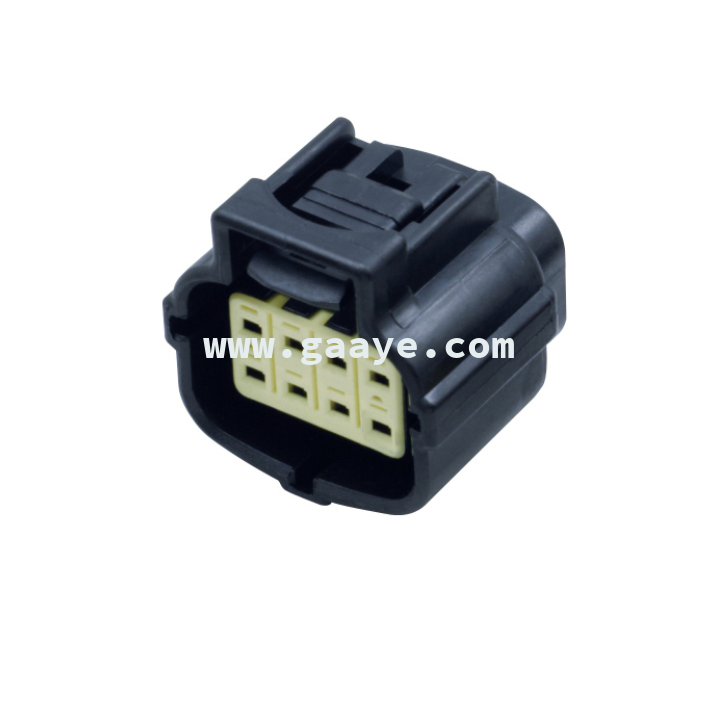 8 Poles Automotive Wire Terminal Plastic Connectors for car