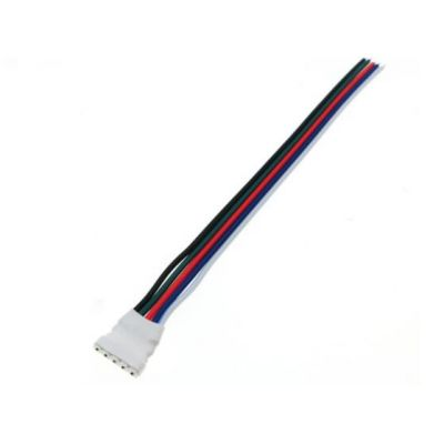 5 Pin RGBW Connector Wire For Led RGBW Color Strip