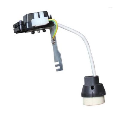 CE VDE RoHS GU10 MR16 lamp holder with junction box and bracket