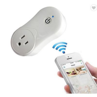 free app AC110V - 250V wifi smart plug with USB port