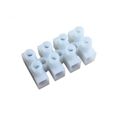 4 Pole Screw Terminal block for cable 6mm2