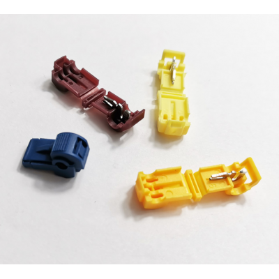 Quick Splice Wire Connector Crimp Terminals quick splice connectors