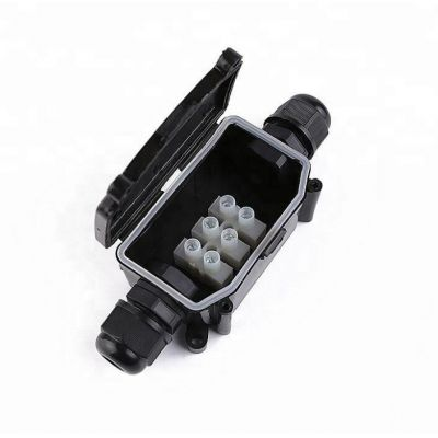 Lamp accessories,connector,waterproof junction box