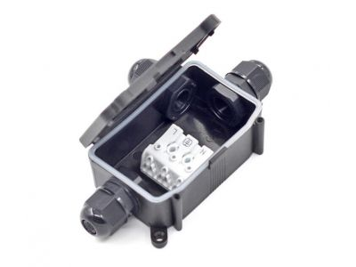 Lamp accessories,waterproof junction box